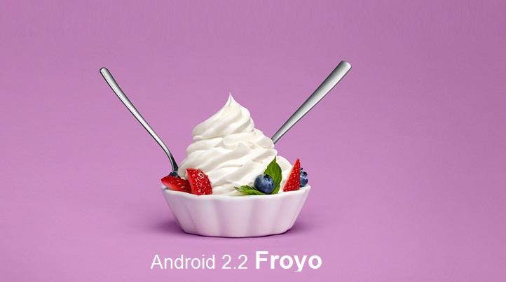 Android Froyo 2.2 - Jawalmax