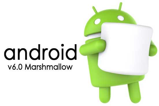 Android 6.0 Marshmallow - Jawalmax