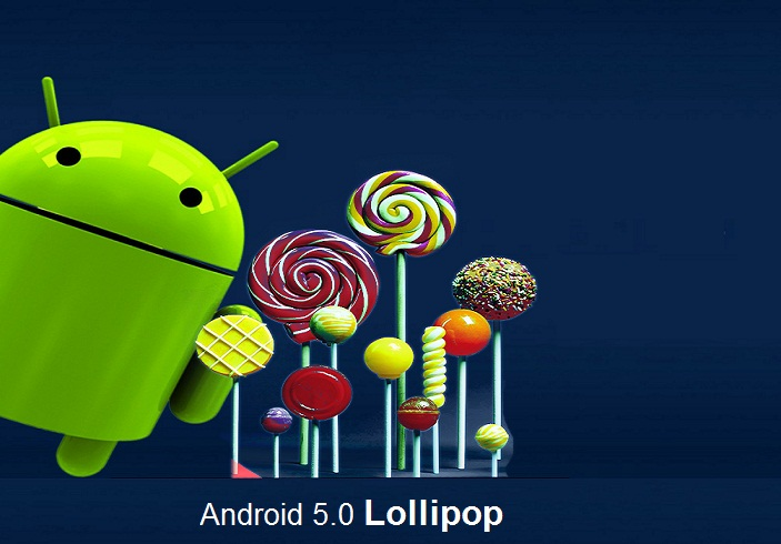 5.0 Android Lollipop - Jawalmax
