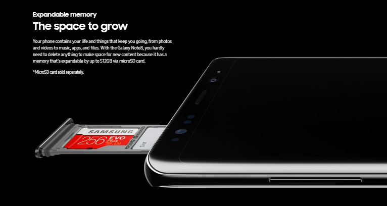 Samsung Note 8 - JawalMax