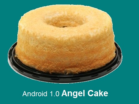 Android 1.0 Angel Cake - Jawalmax