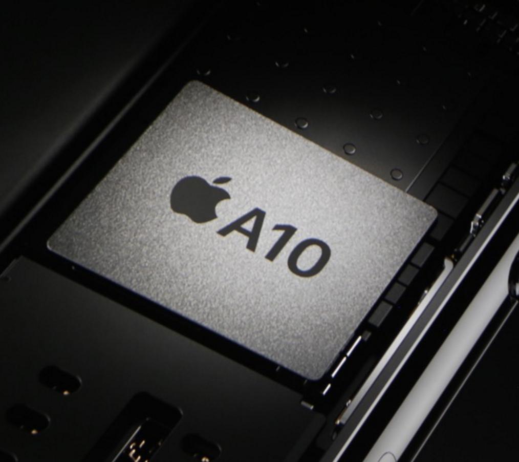 Apple A10 Fusion (16 nm)
