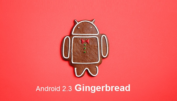 Android Gingerbread 2.3 - Jawalmax