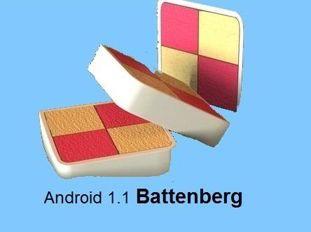 Android 1.1 Battenberg - Jawalmax