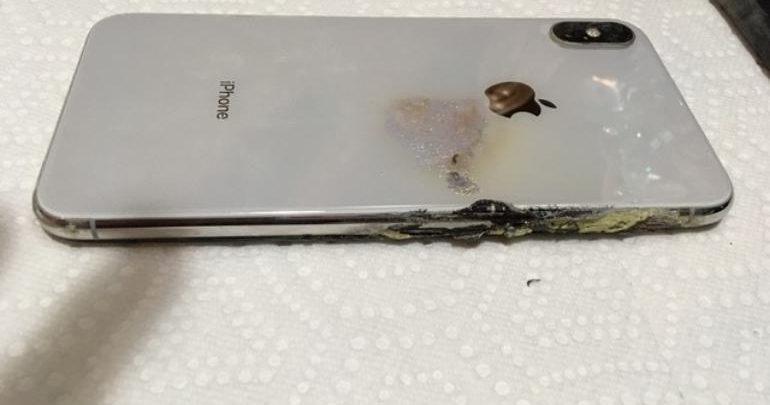 iPhone XS Max Explode - JawalMax