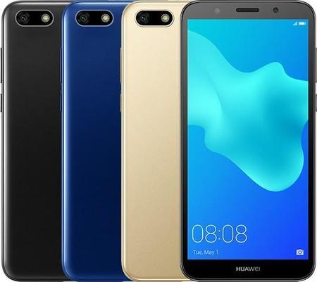Huawei Y5 lite 2018 - JawalMax