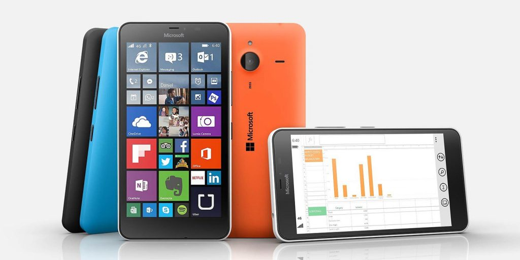 Lumia 640 XL - JawalMax