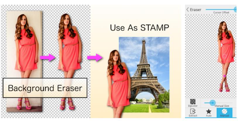 Background Eraser - JawalMax
