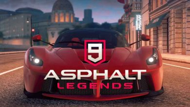 Asphalt 9: Legends - JawalMax