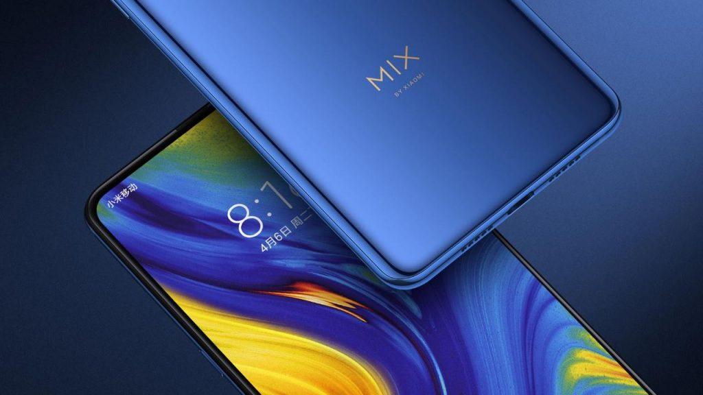 Xiaomi Mi Mix 3 - JawalMAx