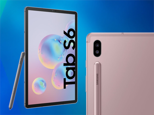 Samsung Galaxy Tab S6 - Jawalmax
