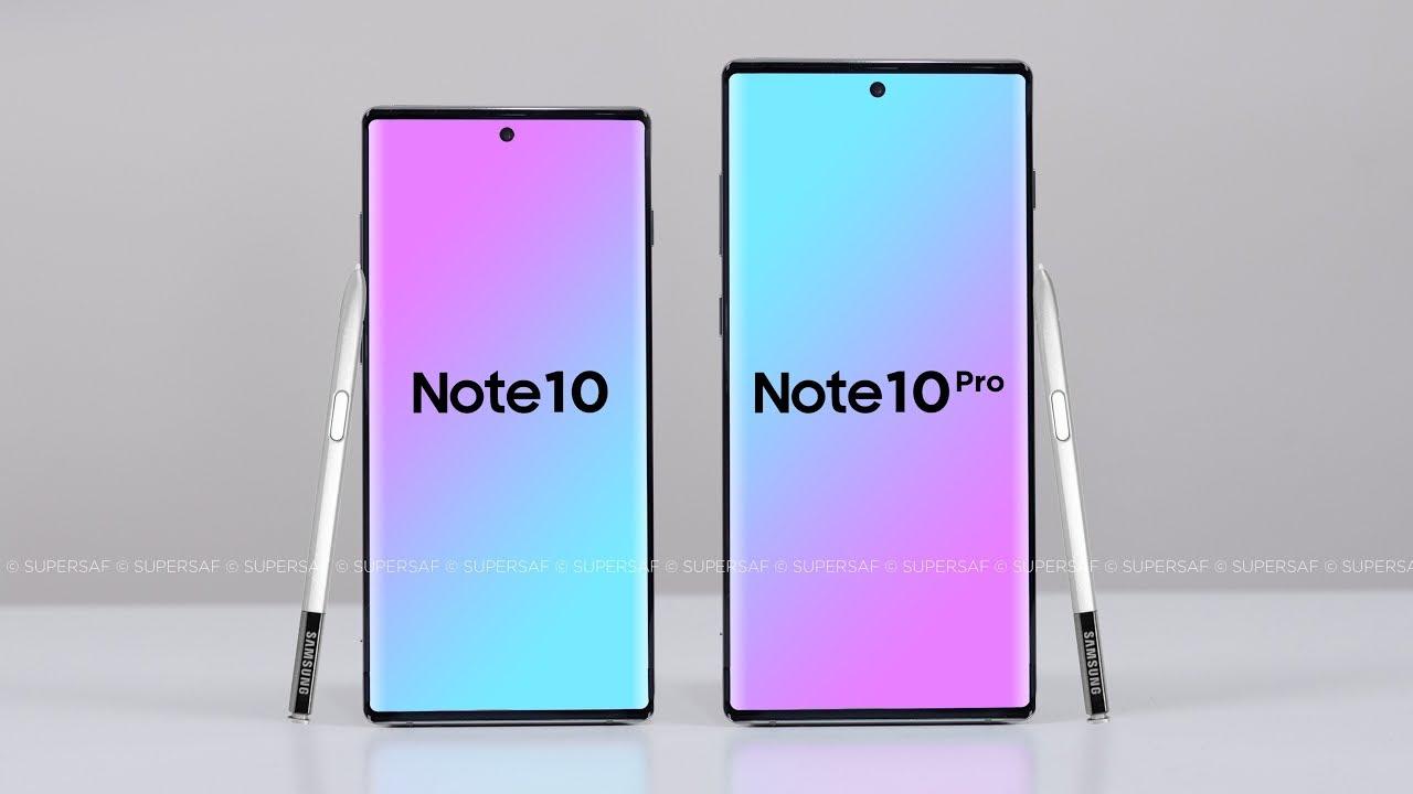 Samsung Galaxy Note10+ - Jawalmax