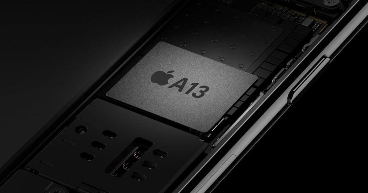 Apple Bionic A13 - Jawalmax