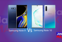 Samsung Note 10 Vs Samsung Note 9 - Jawalmax