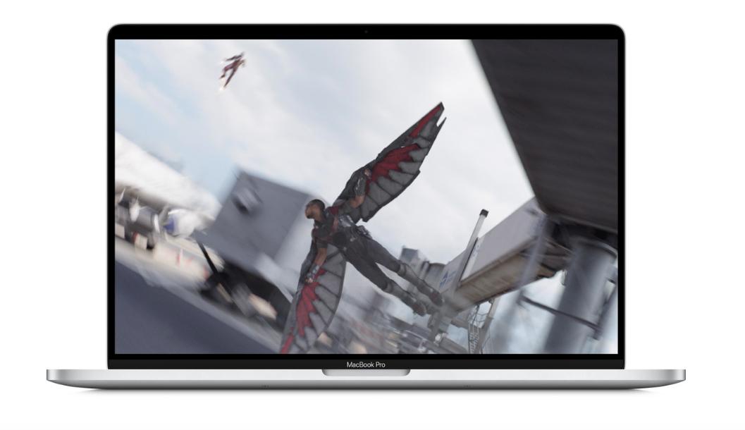 MacBook Pro مقاس 16 بوصة