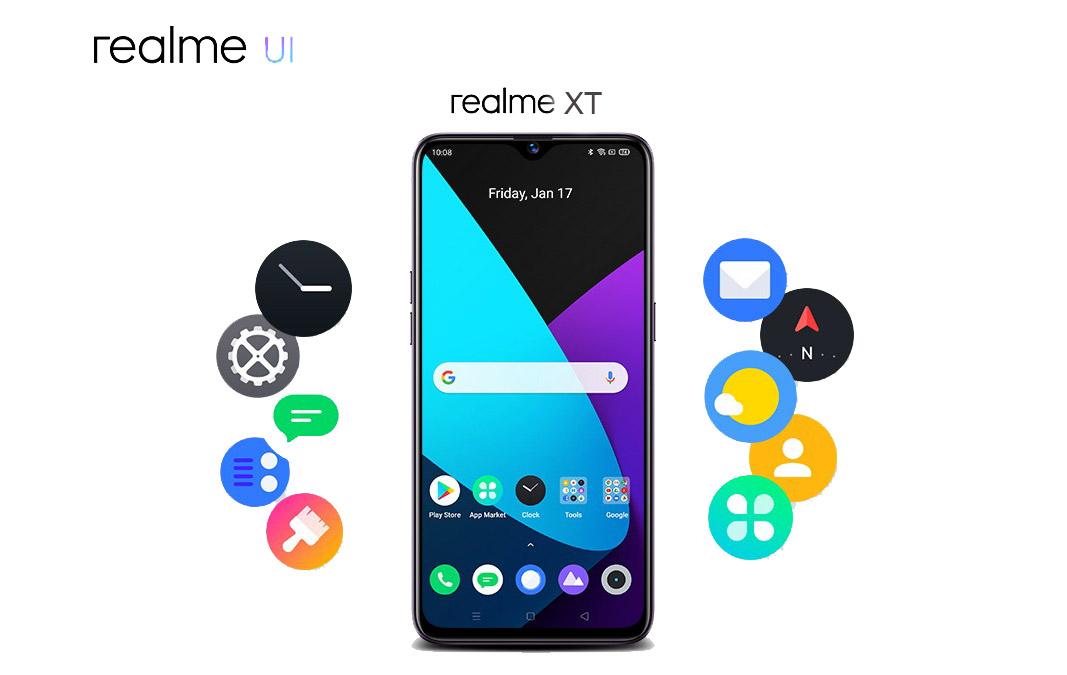 Realme-UI