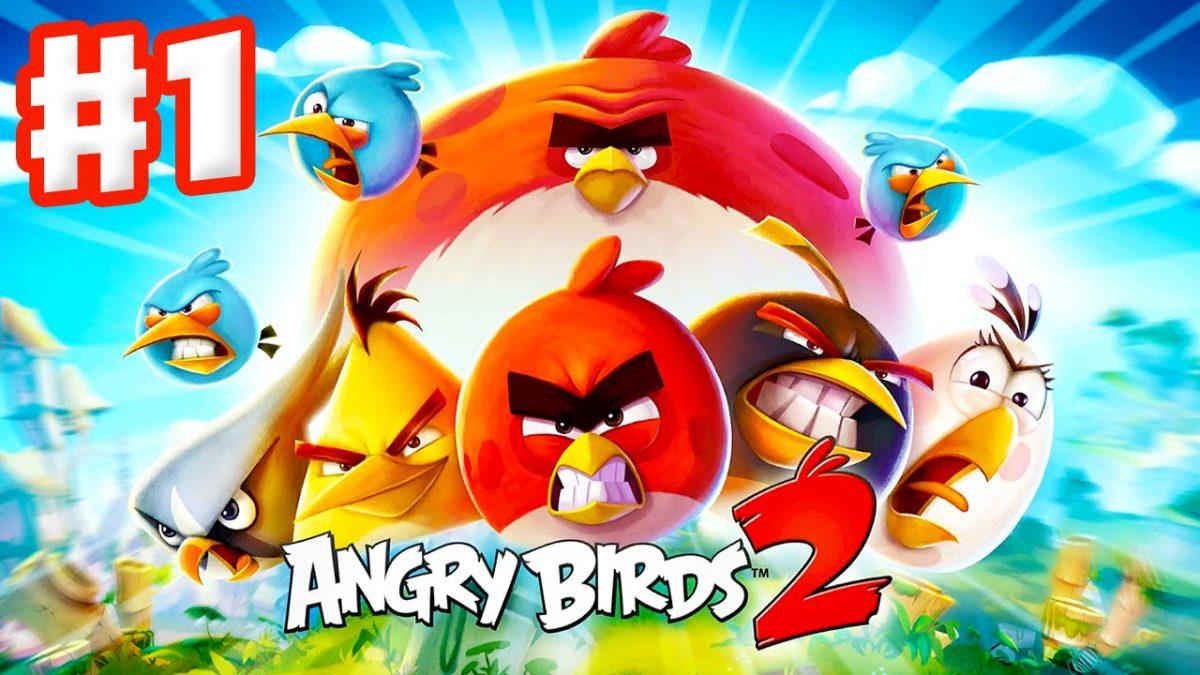 لعبة Angry Birds 2