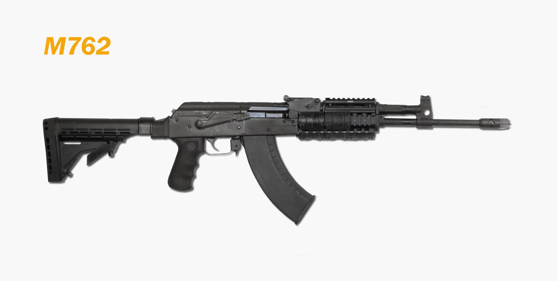 سلاح m762 في ببجي موبايل