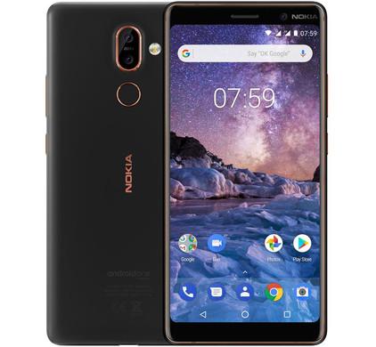 جوال (Nokia 7 plus)