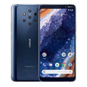 مواصفات جوال Nokia 9 pure view)