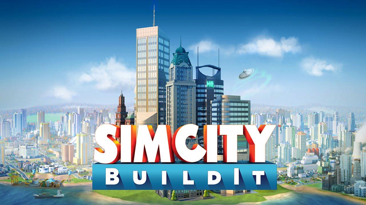 لعبة Simcity Build it للأندرويد