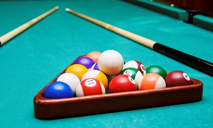 لعبة snooker pool