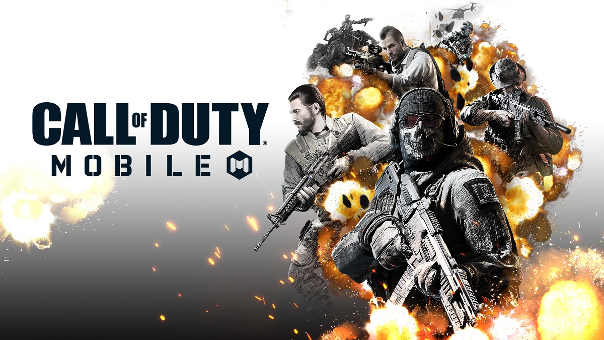 لعبة Call Of Duty Mobile