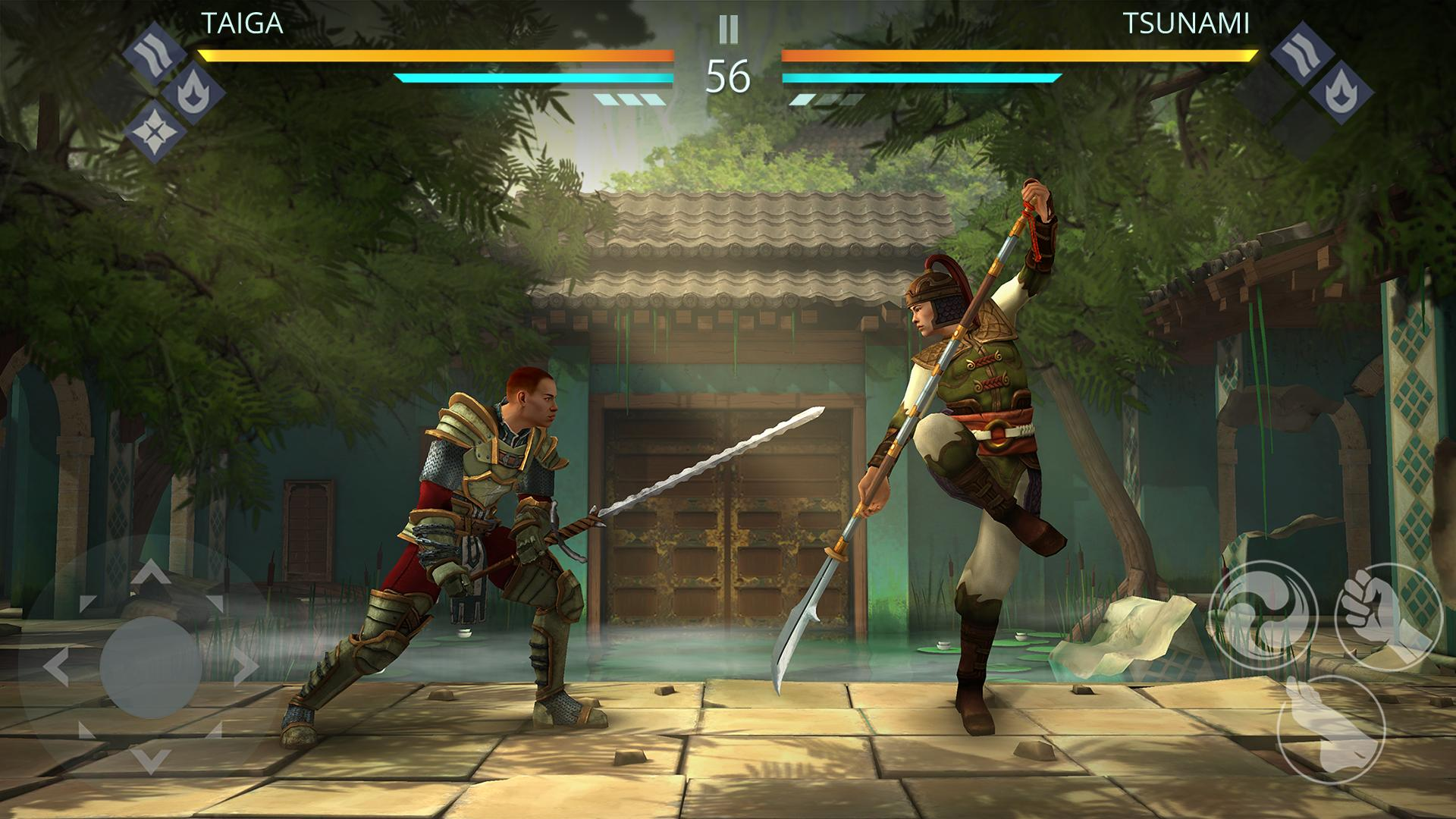 لعبة SHADOW FIGHT 3