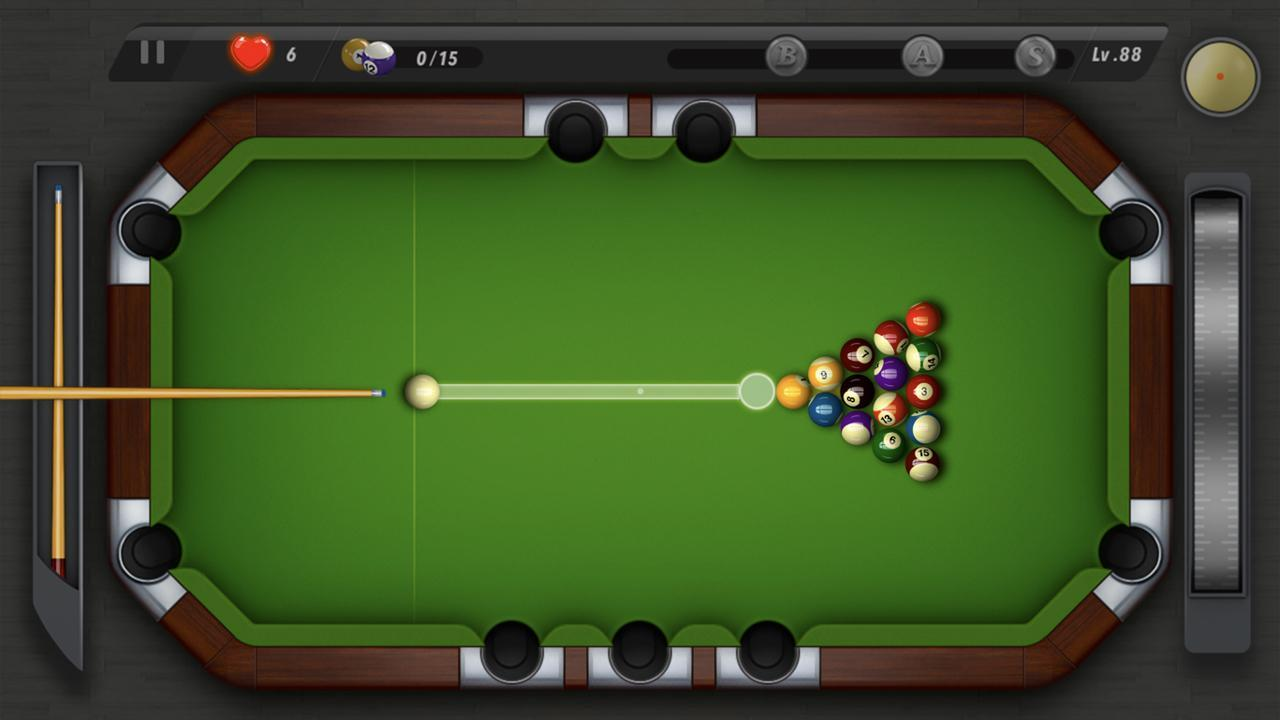 لعبة pooking billiards city