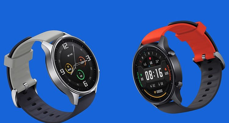 تظهر ساعه Xiaomi Mi Watch Color بالمزيد من الألوان