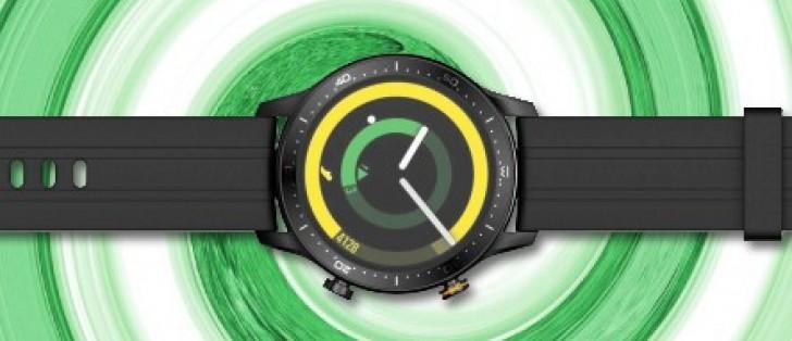 سيتم الكشف عن Realme Watch S في 2 نوفمبر