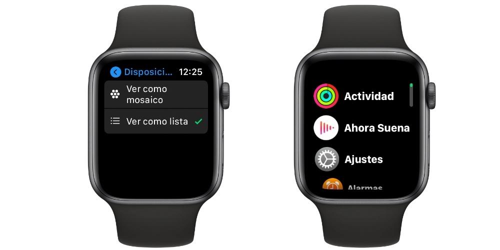 على Apple Watch