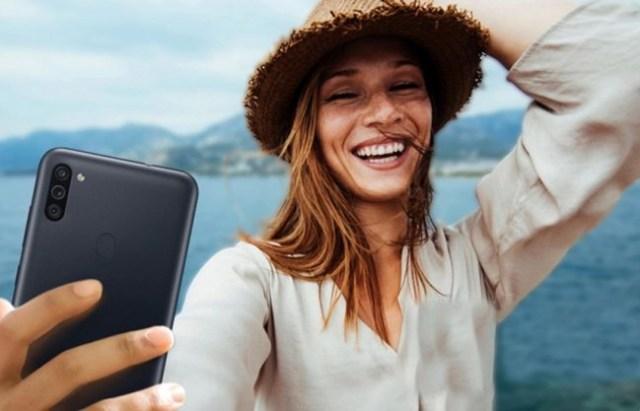 Samsung Galaxy M11 و Huawei Y7
