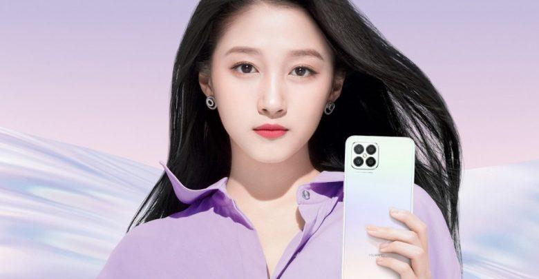 تم الإعلان عن سعر ومواصفات هاتف Huawei nova 8 SE