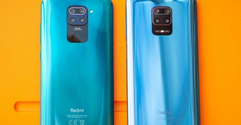 تعرف علي المواصفات الكامله لهاتفي Redmi Note 9 مع 5G من Xiaomi