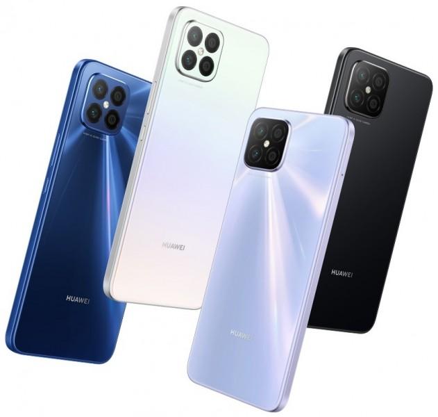 سعر ومواصفات هاتف Huawei nova 8 SE