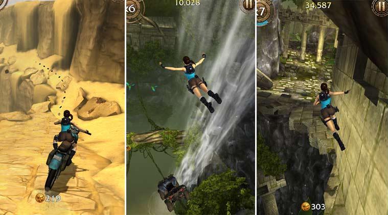 أفضل ألعاب Tomb Raider للجوال