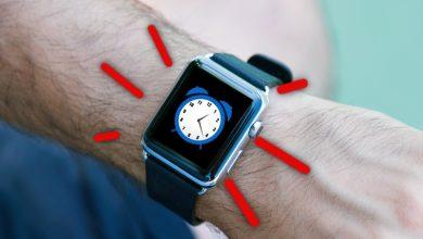 كيفية ضبط التنبيهات على Apple Watch