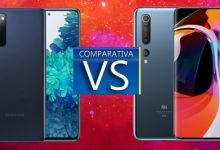 Samsung Galaxy S20 FE VS Xiaomi Mi 10