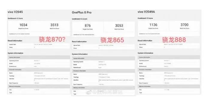 ستصدر Vivo أول معالج Snapdragon 870