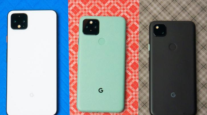 الفائزون والخاسرون من هواتف Google في 2020