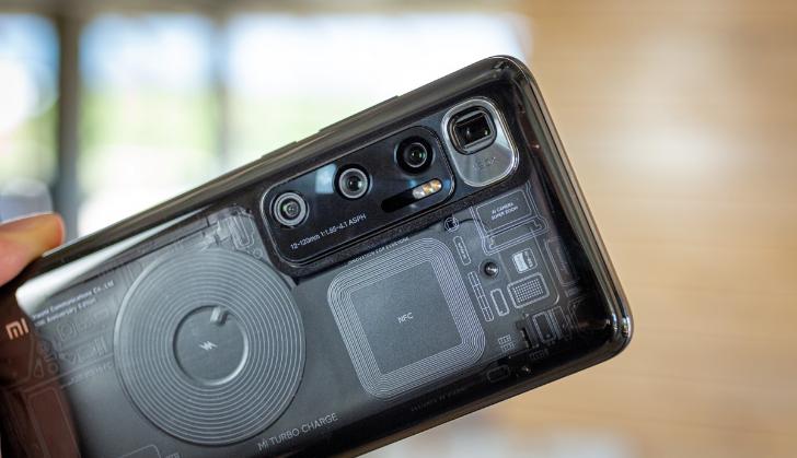 Xiaomi Mi 10 Ultra يعد من أفضل 5 هواتف في عام 2020