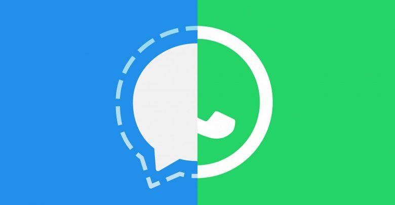 كيفية نقل محادثات واتساب إلى تطبيق Signal الافضل امان