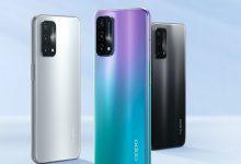 تم الاعلان عن Oppo A93 5G مع شاشة Snapdragon 480 و 90Hz