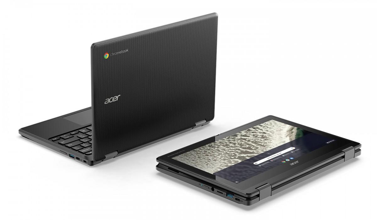 جهازي Chromebook Spin 2