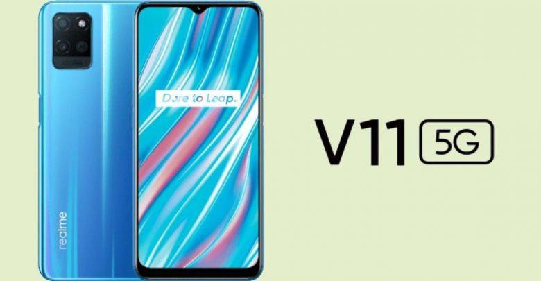 كشفت Realme عن V11 5G بأسعار معقولة مع Dimensity 700
