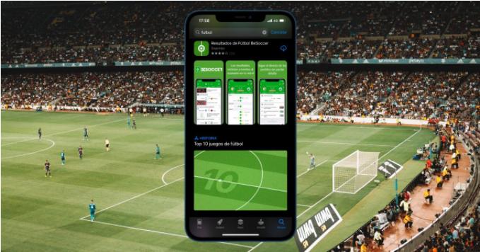 تطبيقات iPhone لمتابعة نتائج كرة القدم