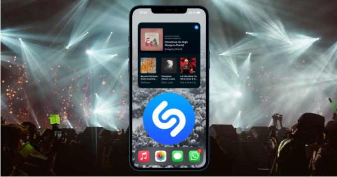 تطبيق Shazam Widget على iOS متوفر الآن: كيفية تكوينه