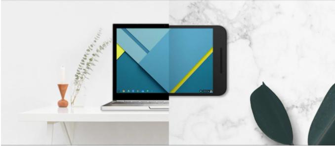 سطح المكتب البعيد من Chrome