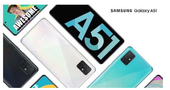 تحديث Android 11 لهاتف Samsung Galaxy A51